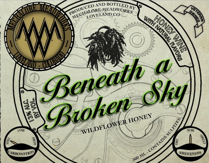 2018 Beneath a Broken Sky