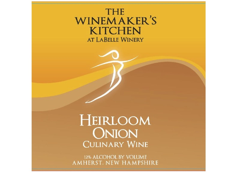 Heirloom Onion Cooking Wine