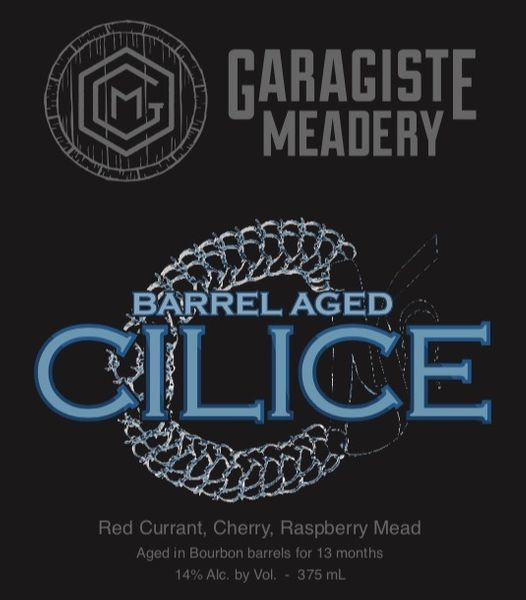 BOURBON  BARREL AGED CILICE