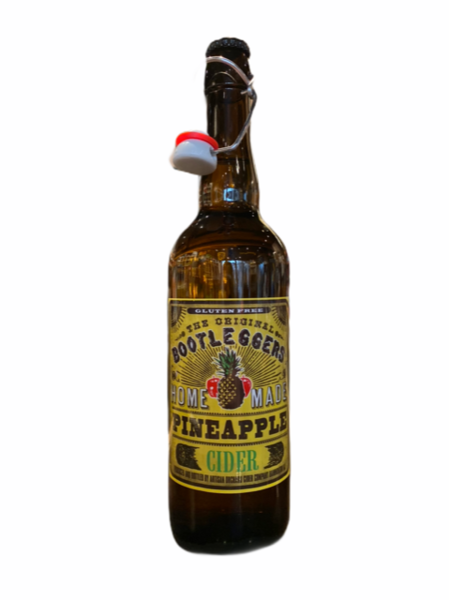 2020 Pineapple Cider