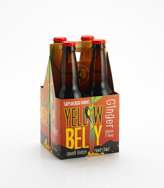 Product Image for 2017 Yellow Belly Ginger Cider