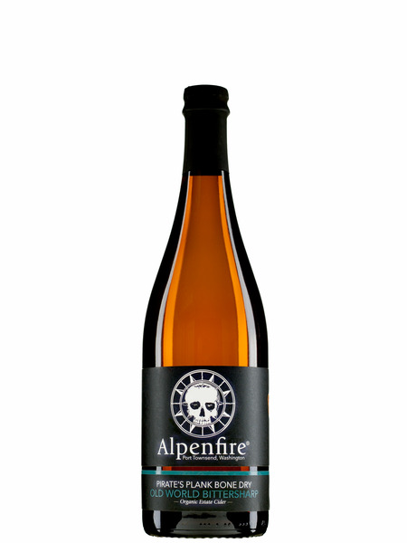Product Image for 2018 Pirates Plank Bone-Dry Organic Hard Cider 750ml