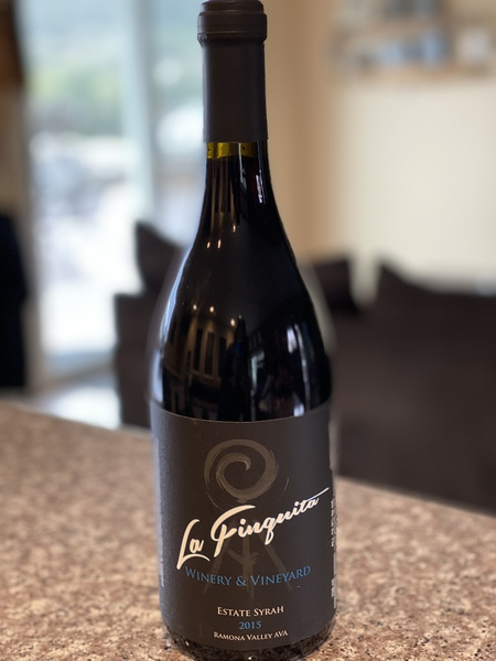 Product Image for 2015 Estate Syrah