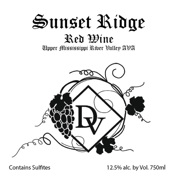 2018 Sunset Ridge