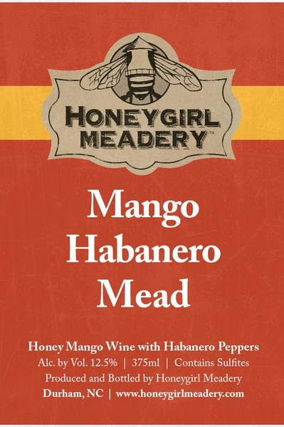 Product Image for 2018 Mango Habanero Mead