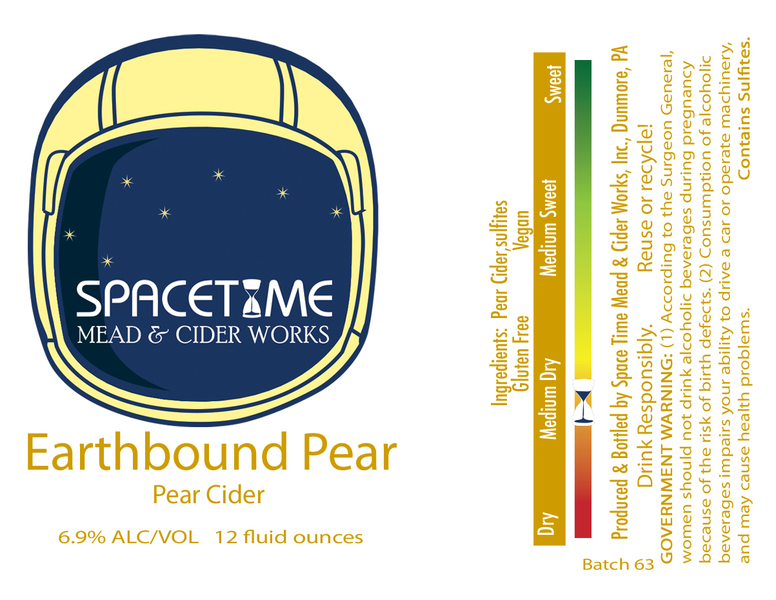 2020 Earthbound Pear