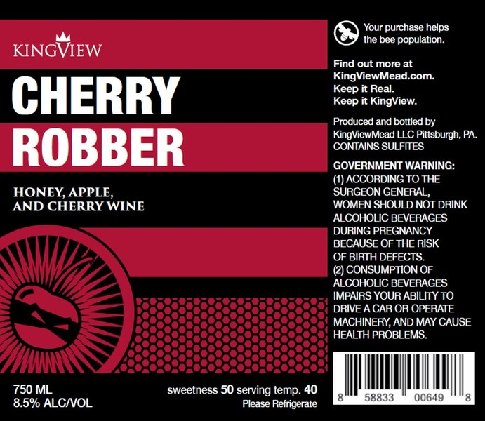 Product Image for Cherry Robber
