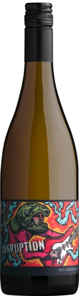 2017 Disruption Wine Company Chardonnay
