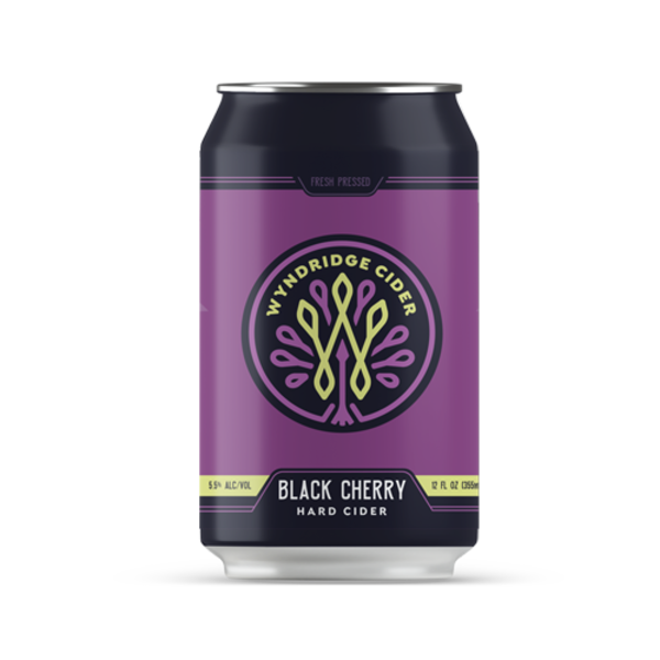 Black Cherry Hard Cider - 12oz can 6pk