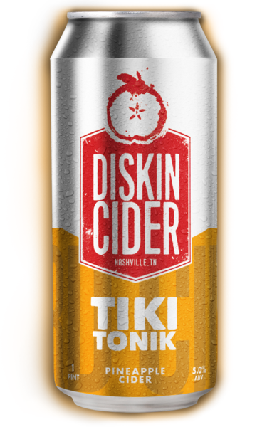 Tiki Tonik - Pineapple Four Pack