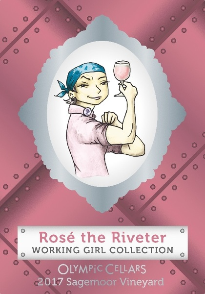 Product Image for 2018 Rose' the Riveter