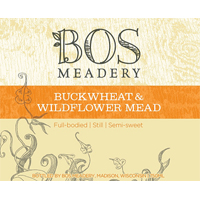 Product Image for 2018 Buckwheat and Wildflower Mead