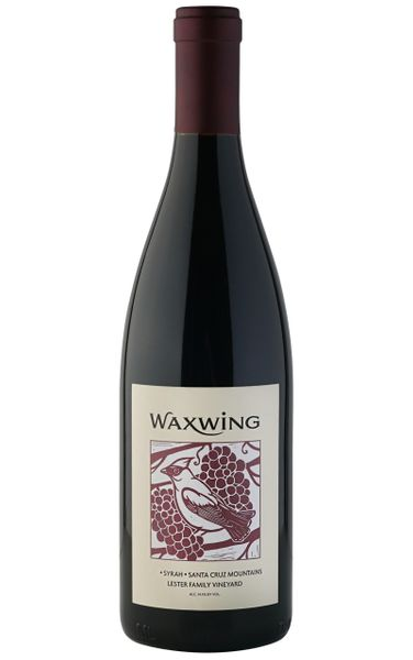 Waxwing Wine Cellars 2018 Lester Family Vineyard Pinot Noir