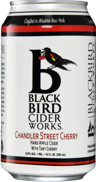 Chandler Street Cherry Apple 4 x 12oz