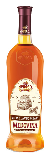 Apimed Old Slavic Mead Dark