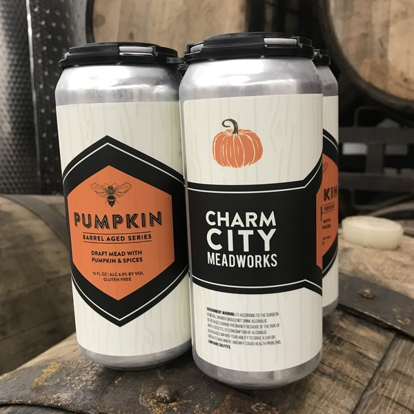 Product Image for 2019 Barrel-Aged Pumpkin 4pk cans