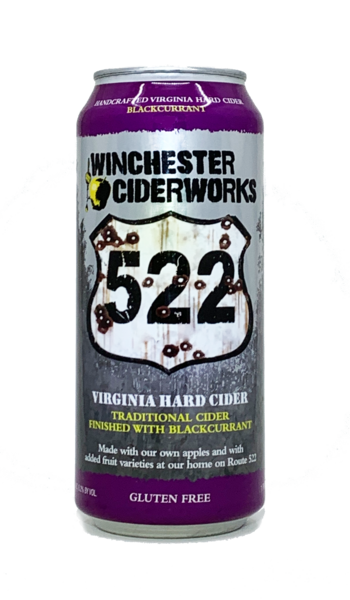 522 Black Currant 12 Pack