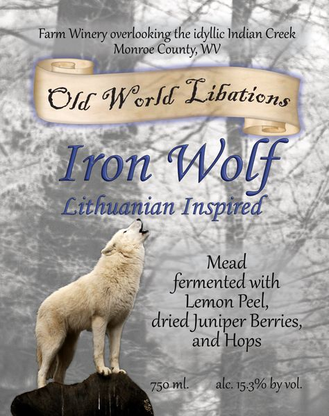 Iron Wolf Mead