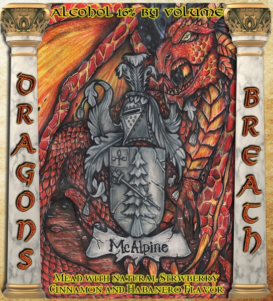 Product Image for 2019 Dragons Breath Honey-Wine