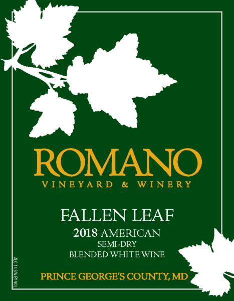 Product Image for 2018 Fallen Leaf