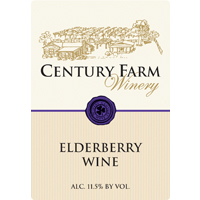 2020 ELDERBERRY WINE