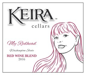 Product Image for 2016 My Redhead Red Wine Blend