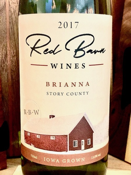 2017 Brianna -- Red Barn Wines