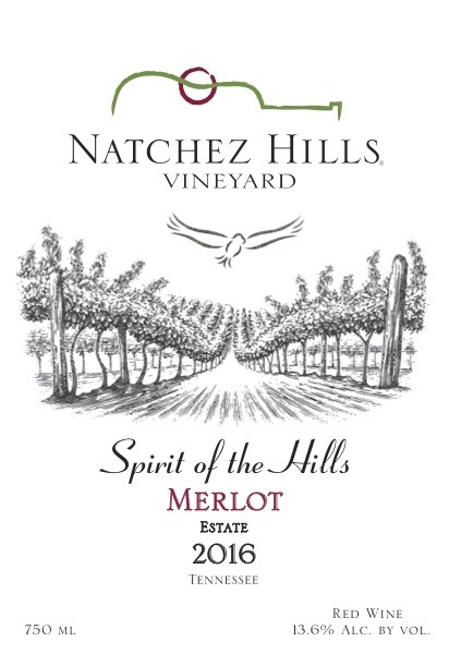 Product Image for 2016 Estate Merlot Spirit of the Hills