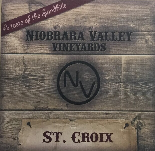 2019 St. Croix - Dry Red