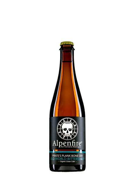 Product Image for 2018 Pirates Plank Bone-Dry Organic Cider 500ml