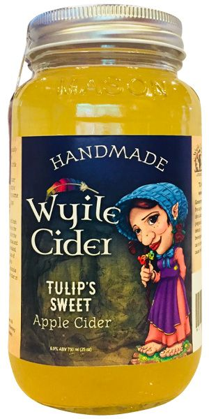 Sweet Apple Hard Cider