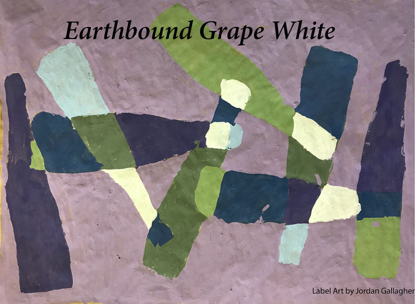 2021 Earthbound Grape White - Riesling