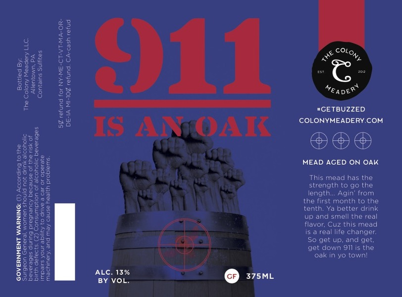 Product Image for 911 is an Oak