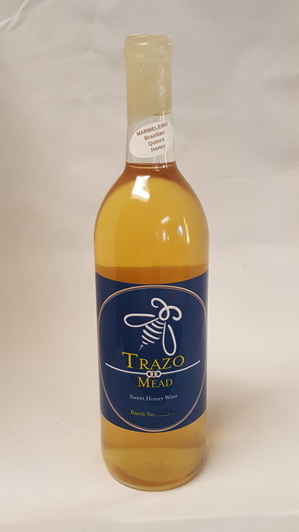 2019 Brazilian Quince Honey Mead
