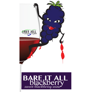 2016 Bare It All Blackberry