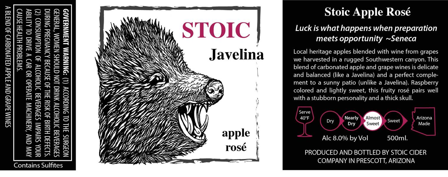 Product Image for 2017 Javelina Rosé