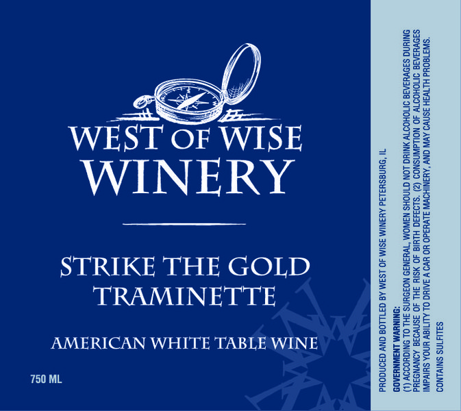 2018 Strike the Gold Traminette