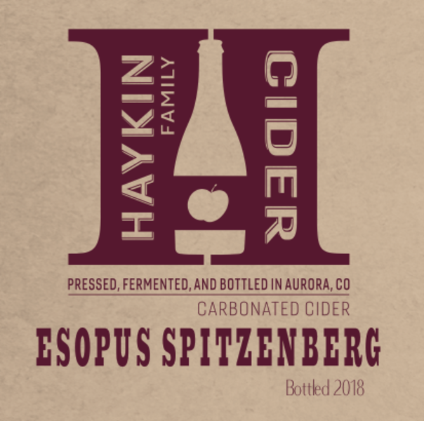 Product Image for 2018 Esopus Spitzenberg - 375ml