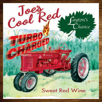 Product Image for Joe's Cool Red Turbo Charged