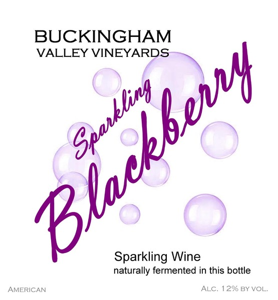2015 Sparkling Blackberry