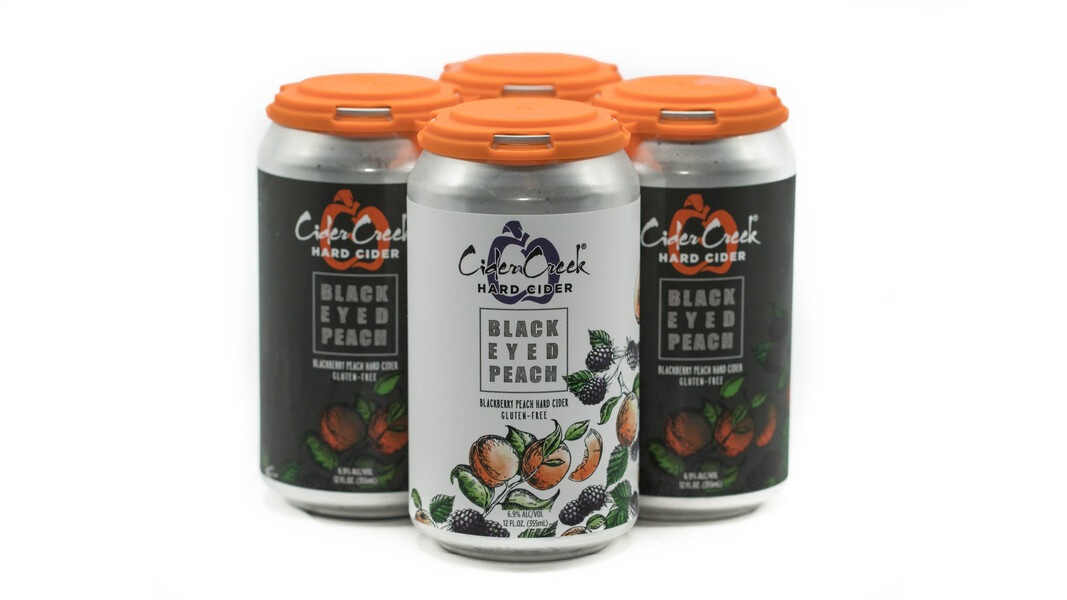 2019 Cider Creek Black Eyed Peach