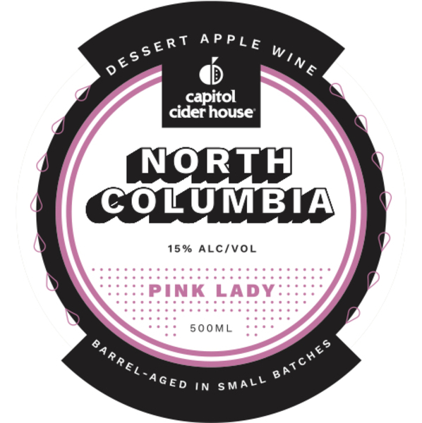 2018 North Columbia: Pink Lady