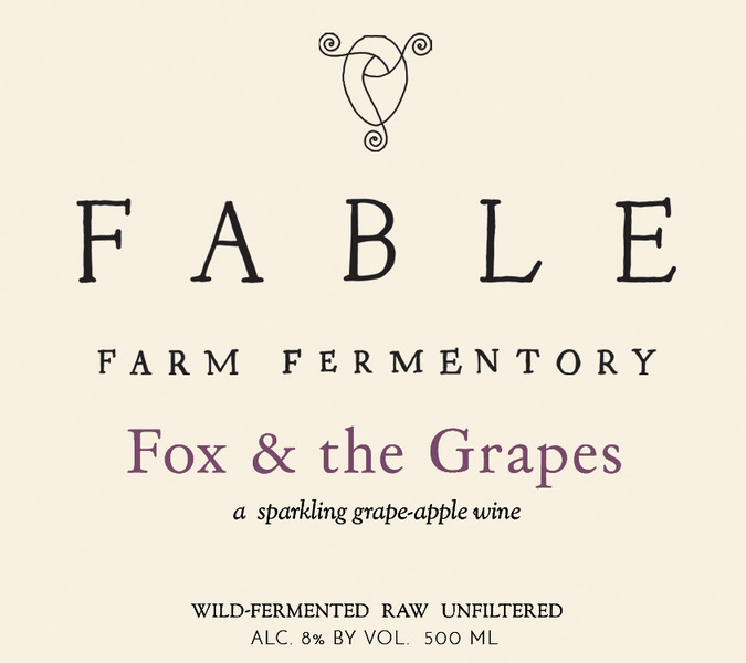 2018 Fox & the Grape