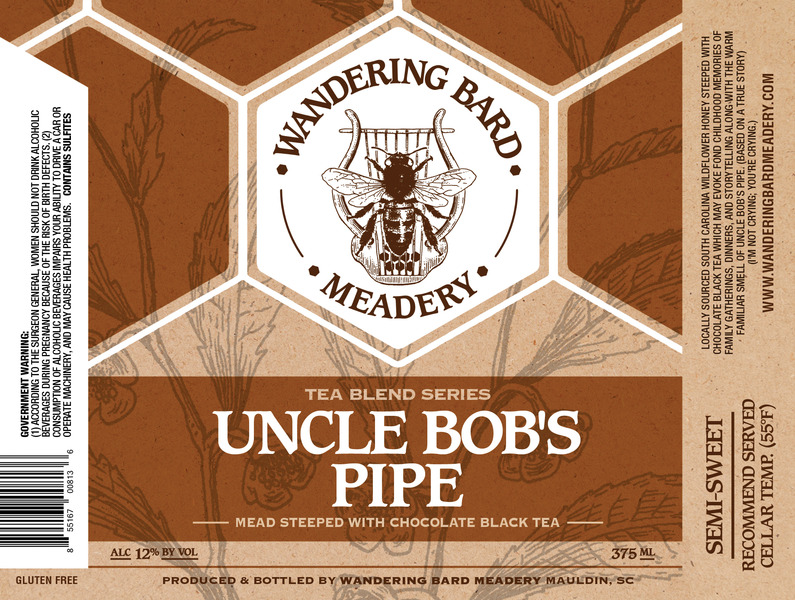 Product Image for 2018 Uncle Bob's Pipe
