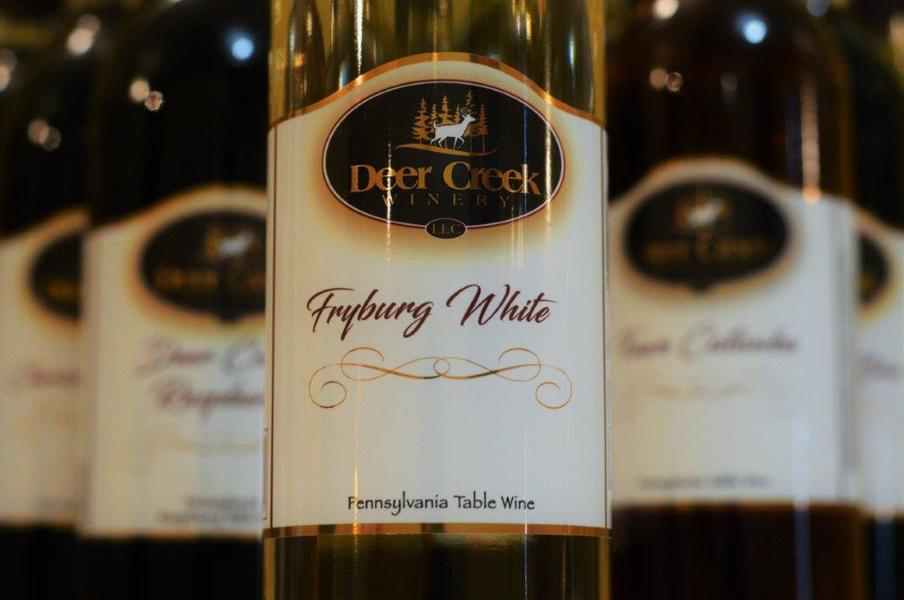 Product Image for 2018 Fryburg White Pennsylvania Table Wine