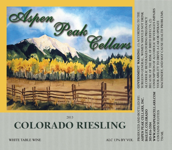Product Image for 2018 Colorado Riesling