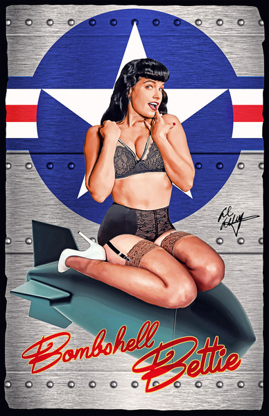 Product Image for Bombshell Bettie Chardonnay
