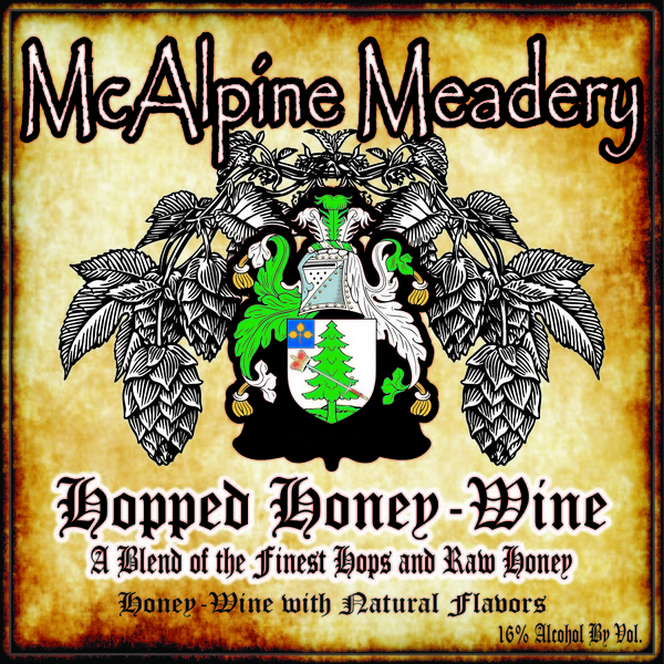 Product Image for 2015 Hopped Honey-Wine