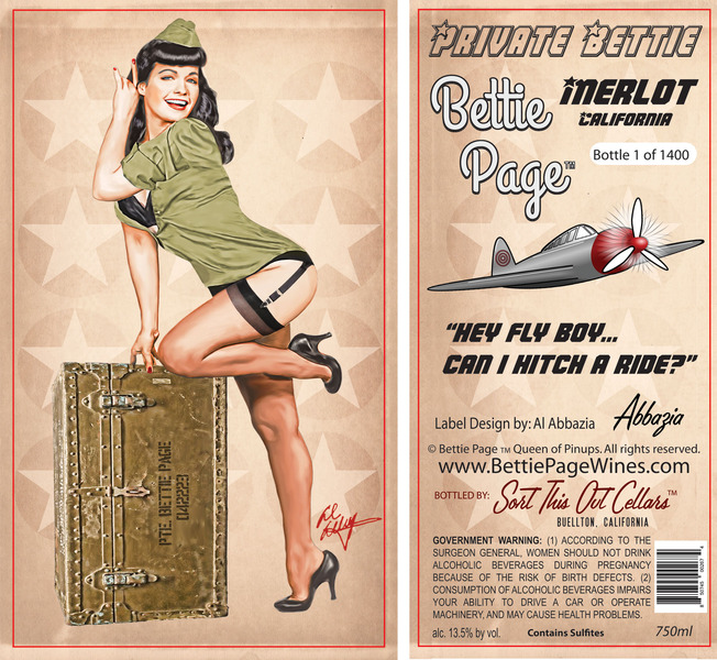 Product Image for Private Bettie Merlot