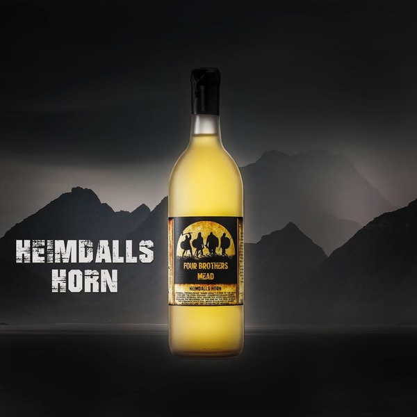 Heimdalls Horn - Mead with Cinnamon Nutmeg AllSpice